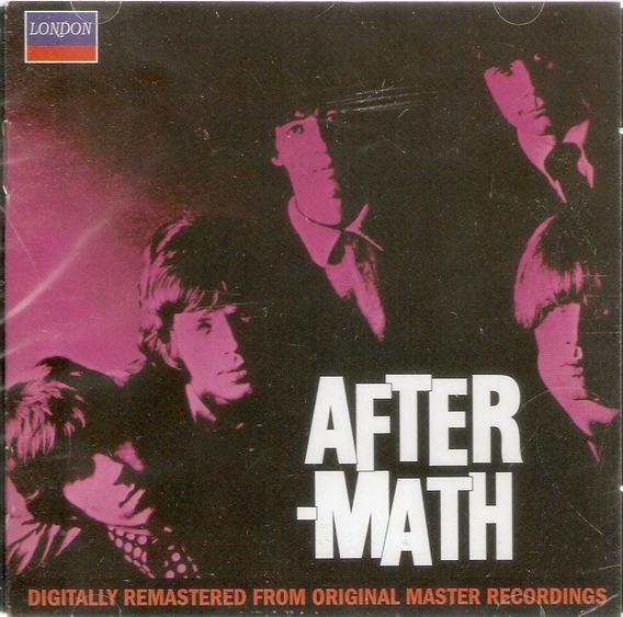 Cd The Rolling Stones - Aftermath - Novo Lacrado***