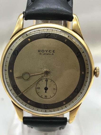 Relógio Royce