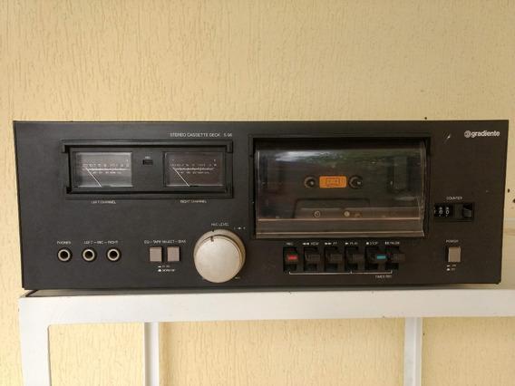 Gradiente Tape Deck Stereo Cassette Deck S 96