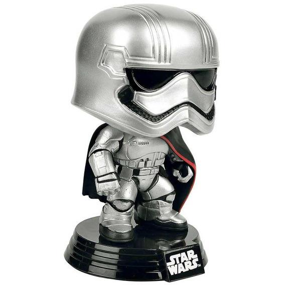 Captain Phasma Funko Pop Star Wars 65 - Bonellihq L18