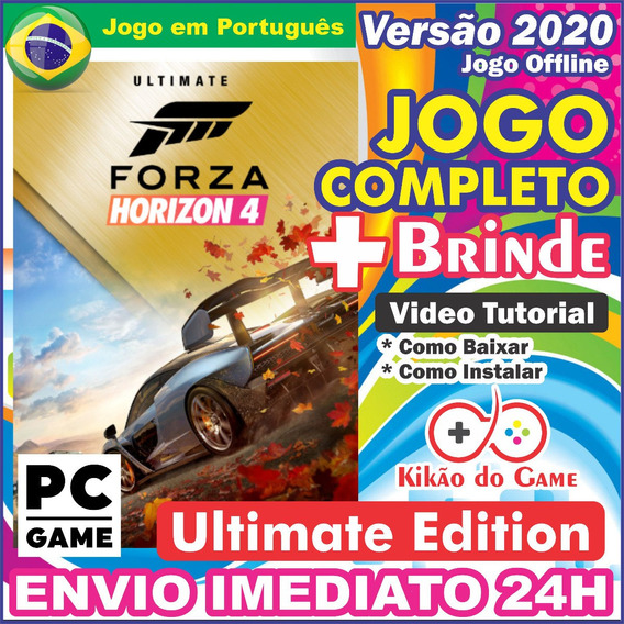 Forza Horizon 4 Ultimate Edition Pc Digital Br + Brinde