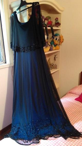 Vestido Azul Noche Nuevo