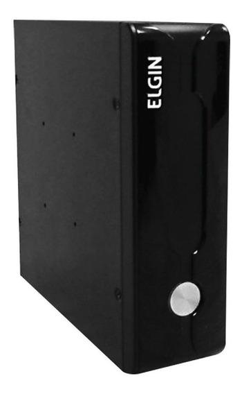 Mini Computador Elgin Nano J1800 2.41ghz Ssd 120gb 4gb