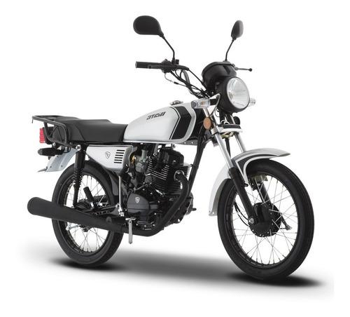 Moto Italika Dt150 Gris Negro
