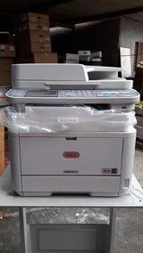 Impressora Multifuncional Okidata Mb491+toner