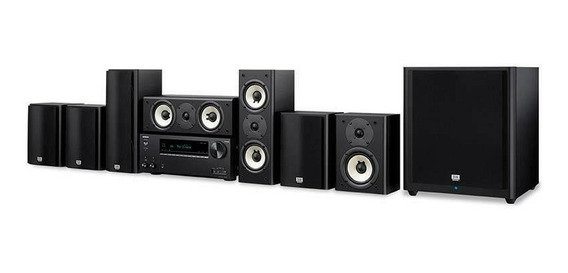Home Theater Onkyo Hts 9400 Thx 7.1 Semi Novo