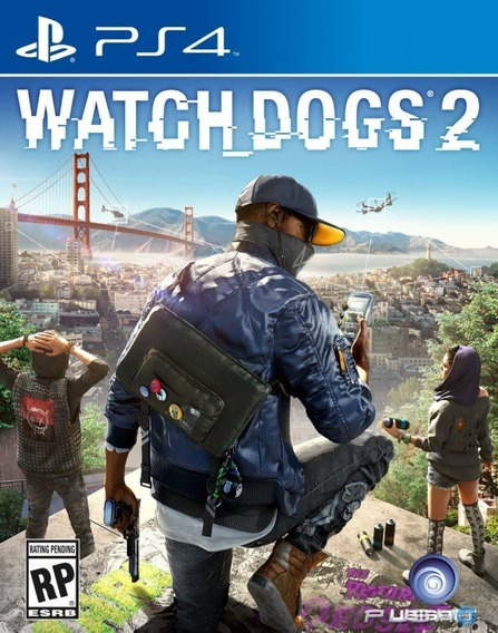 Watch Dogs 2 Ps4 Dublado Em Portugues