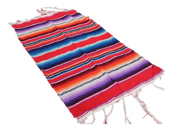 Mantel Personal Sarape Mexicano