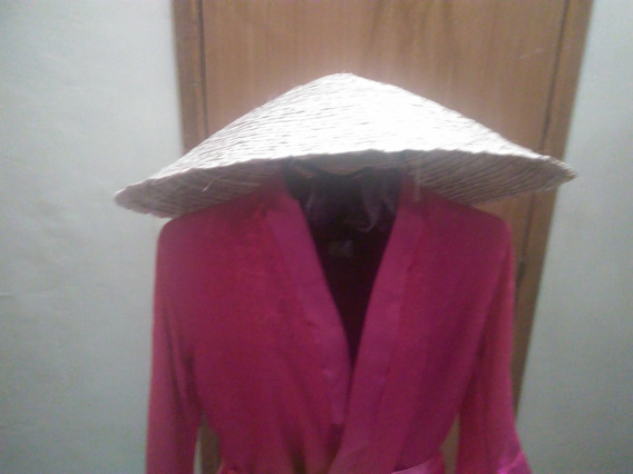 Sombrero Tipo Chino Modelo 2