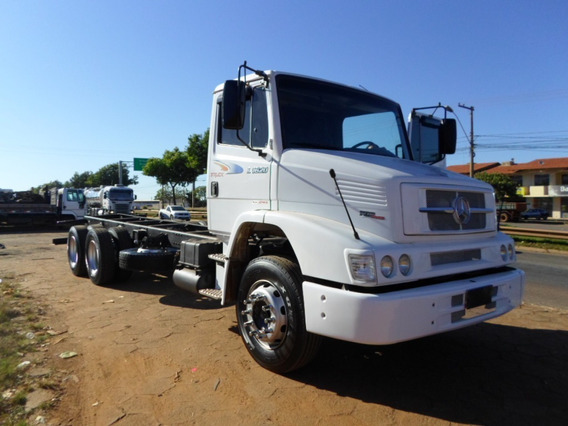 Mb 1620 2007/2008 Truck Chassis Eletronico