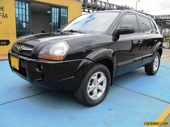 Hyundai Tucson Gl 2000cc Mt Aa