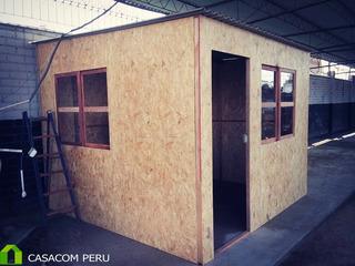 Casas Prefabricadas En Osb En Mercado Libre Perú