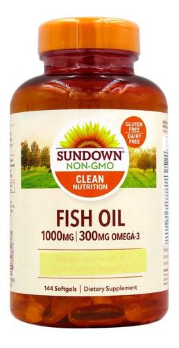 Salmón Oil 1000mg Aceite De Salmón Omega 3