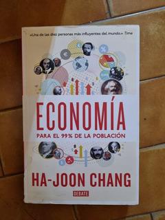 Economia Para El 99 De La Poblacion Ha Joong Chang Mercadolibre Com Ar