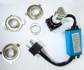 Lampada Led Motos Titan 150 / Cb 300 / Xre 300 3000k H4 27w