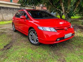 Civic Si 2.0 192cv - Vermelho