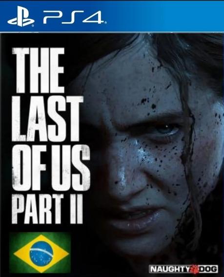 The Last Of Us Part Ii 2 Digital1 Original- Jogo Português