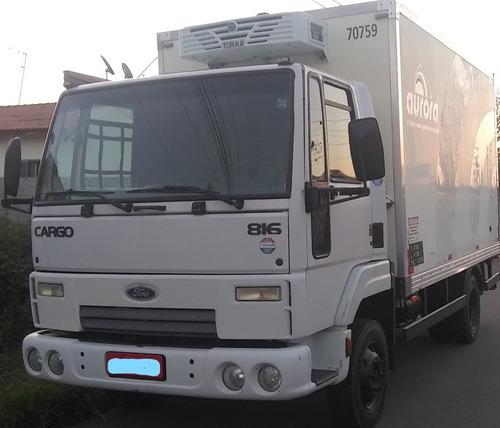 Imagem 1 de 1 de Ford Cargo 816