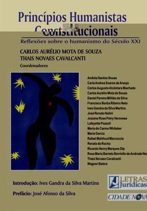 Livro Princípios Humanistas Constitucionais - Seminovo Ótimo