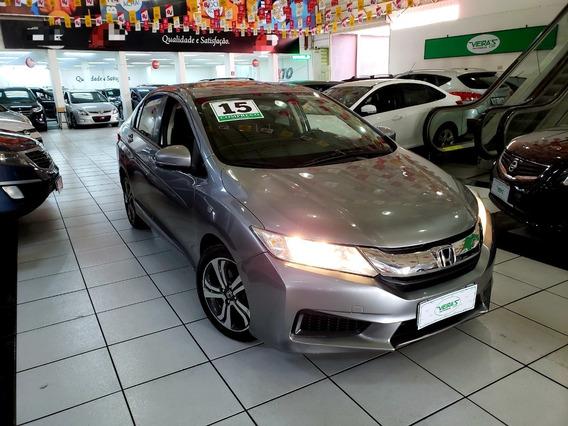 Honda City Lx 2015 Automatico