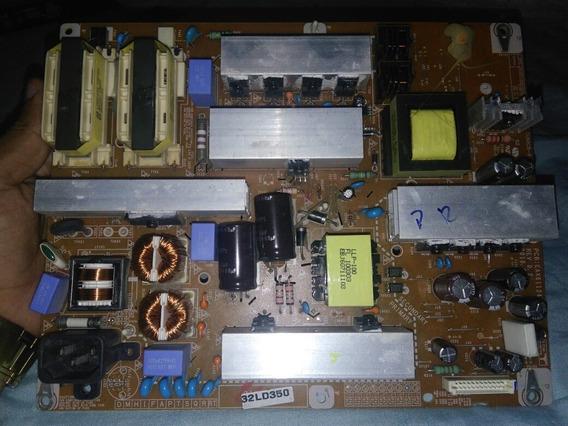 Placa Da Fonte Tv Lg 32ld350 - 42lk450