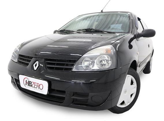 Renault Clio 1.0 16v Campus Flex 2010