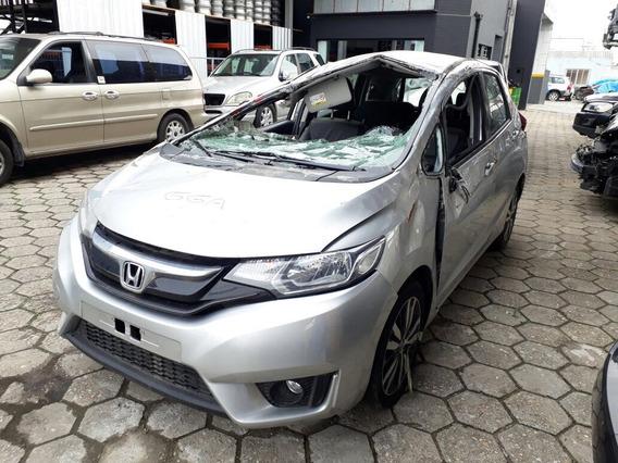 Sucata Honda Fit 2015 2016 Retirada De Peças