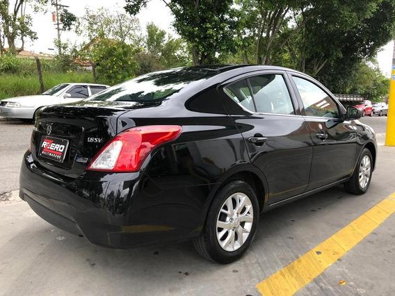 Nissan Versa Sv 2017 Completo 1.6 Flex Automático Revisado