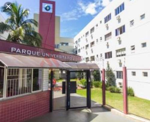 Apartamento Parque Universitário Ii, Com 2 Quartos Todo Mobiliado - Mi693