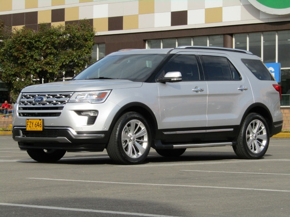 Ford Explorer Limited Eco-boss 2300cc Aa 4x4