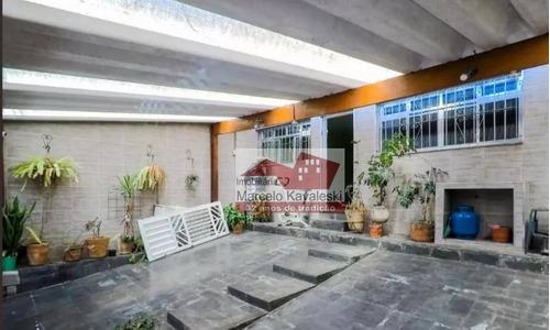 Sobrado Com 3 Dormitórios À Venda, 131 M² Por R$ 595.000,00 - Vila Mariana - São Paulo/sp - So0579