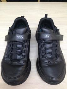 Zapatos Escolares Deportivos Unisex Skechers Originales