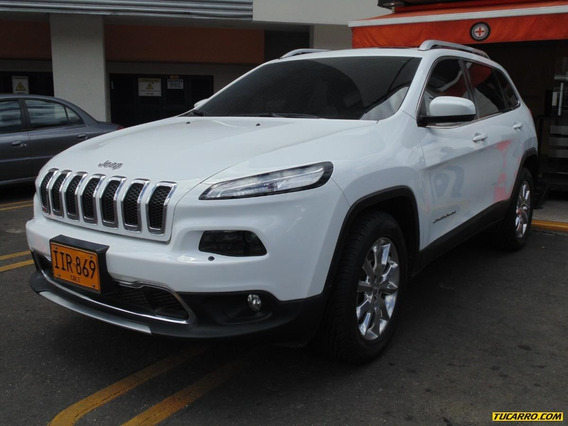 Jeep Cherokee Limited 3.2 Tp