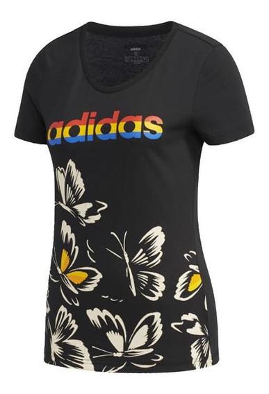 adidas Remera Mujer - W Farm T Shirt
