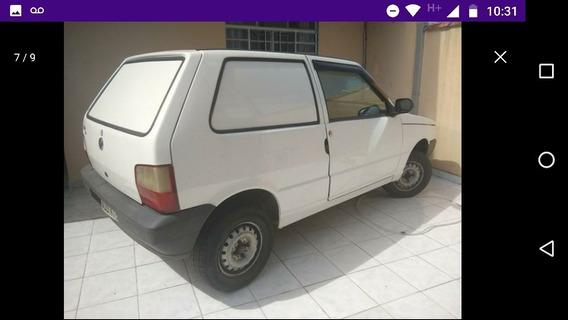 Fiat Uno Furgão 1.3 Flex 3p 2012