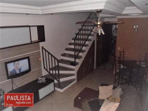 Sobrado Com 2 Dormitórios À Venda, 65 M² - Vila Campo Grande - São Paulo/sp - So2703