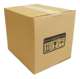 Caixa De Papelão Pac E Sedex D7 24,5x19,5x21 Cm 25 Unidades