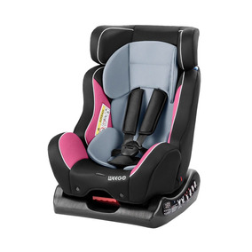 Cadeira Para Auto Size4 Rosa 0-25 Kg Weego - Weego4002