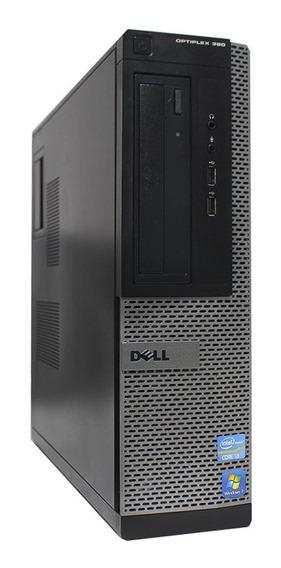 Computador Desktop Dell Optiplex 390 I3 4gb 120ssd