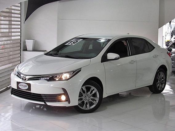 Toyota Corolla 2.0 Xei 16v Flex 4p Automático 2019 Branco