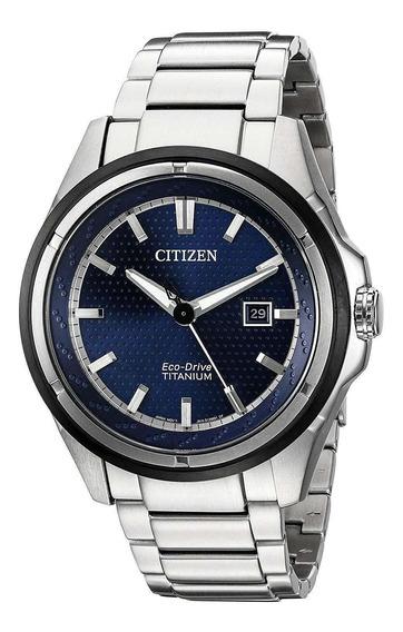 Relógio Masculino Citizen Aw1450-89l Titânio