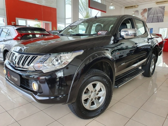 L200 Triton 2.4 16v Turbo Diesel Sport Hpe Top Cd 4p 4x4