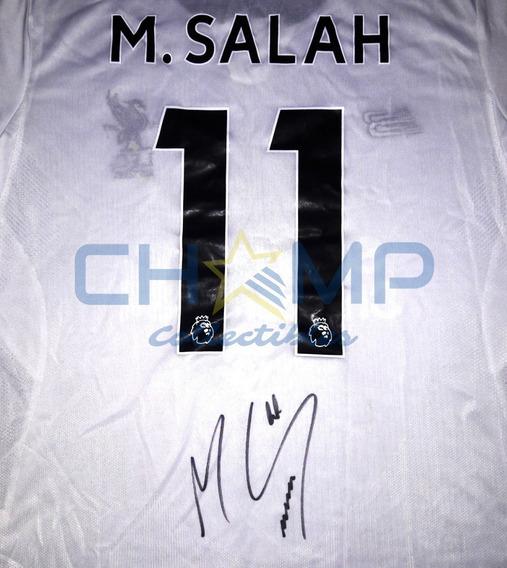 check out 41949 82bfe Jersey Liverpool Fc Salah en Mercado Libre México