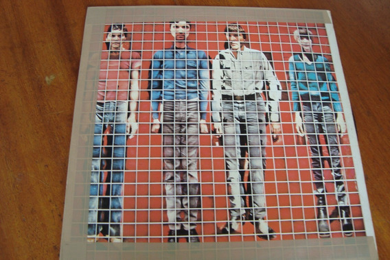 Lp Sire 1989 / Talking Heads More Songs About Building Foods
