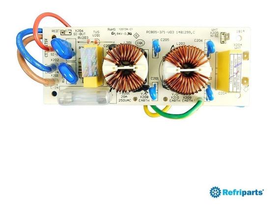 Placa Filtro Linha Condensadora Consul Modelo Cbg09cbbna