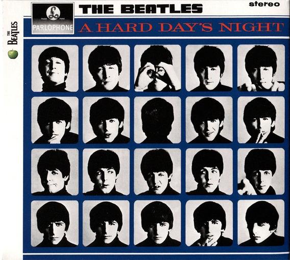 Beatles A Hard Days Night Cd Remastered Nuevo Original