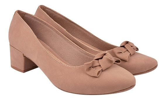 Sapato Scarpin Feminino Chiquiteira Chiqui/90562