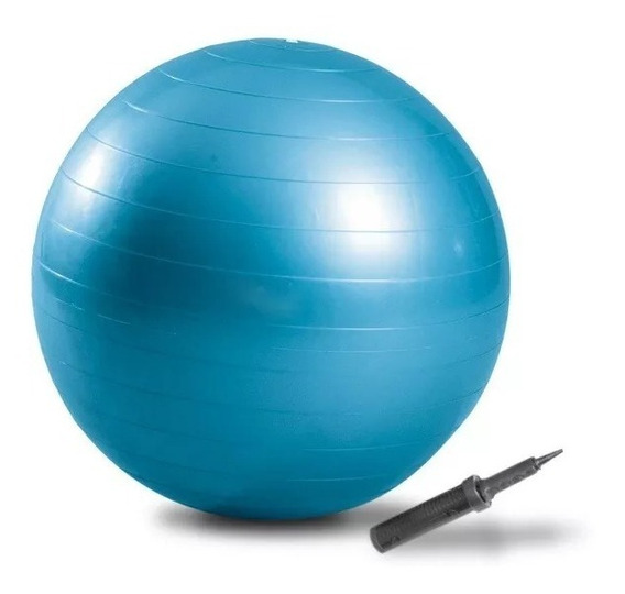Pelota Para Yoga 75 Cm Varios Colores (incluye Inflador)