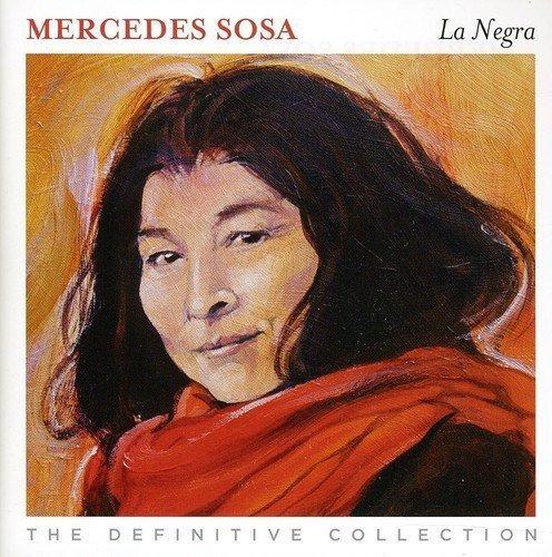 Cd : Mercedes Sosa - La Negra: Definitive Collection (2...