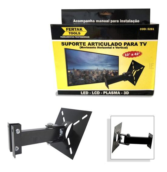 Suporte Tv Articulado Fertak Tools